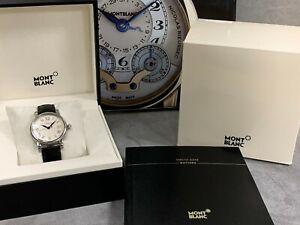Montblanc Meisterstuck Star 7236 Automatic Wristwatch
