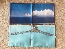 Bora Bora Decorative Euro Pillow Sham ~ Set Of 2