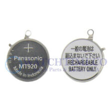 Panasonic MT920 Battery Capacitor Seiko Kinetic VS32 V142 V145 V157 V158 V14J