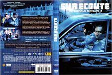 SUR ECOUTE - Saison 3 - Coffret  Boitier Classique - 5 DVD - OCCASION
