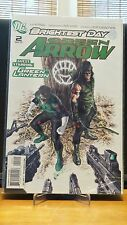 Brightest Day Green Arrow #2 (2010 Dc)