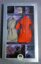 NEW The Cat Mask Breakfast At Tiffany's Barbie Doll Fashion AUDREY HEPBURN NRFB
