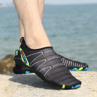 Men Barefoot Water Shoes Beach Aqua Socks Quick Dry Sport Hiking Swiming Surfing