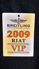 BREITLING LANYARD BADGE 2009