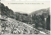 CPA 88 - PLOMBIERES-LES-BAINS - Vue prise des Moraines du Parc