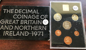 1971 Decimal Coinage of Great Britain and Northern Ireland