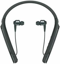 Sony WI-1000X Wireless Noise Cancelling Stereo Headphones - Black
