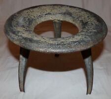 Antique Lansdowne Milking Stool Cherry Bassette Winner Company Philidelphia Rare