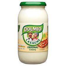 Dolmio Creamy Lasagne Sauce - 470g - Single Jar (470g x 1 Jar) (16.58 oz  x  1)