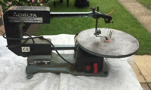 """Delta 2 Speed 16"""" Scroll Saw Spares/Repairs"""