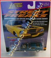 1967 '67 FORD MUSTANG SHELBY STREET FREAKS JL JOHNNY DIECAST RARE