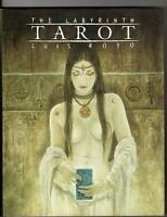 The Labyrinth: Tarot by Luis Royo Signed Limited- High Grade