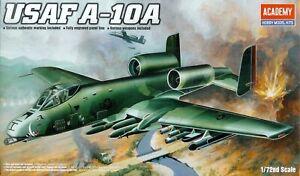 Academy Fairchild A-10A 'Warthog' 1:72 Model Kit New & Sealed