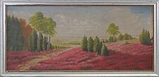 8360147 Öl-gemälde Firmato Kroneberger Jena 1929 Mirtillo
