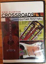 Eric Clapton - Crossroads Guitar Festival (DVD, 2004, 2-Disc Set)