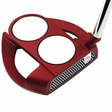 ODYSSEY O-WORKS RED 2-BALL FANG SLANT PUTTER 34 IN