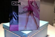 "Collant.Extra sheer  DIM VOILISSIME  , Taille 4  NEUF. 15 D / 17 DTEX."" SOMBRE""."