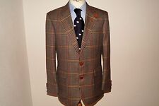 elegantes  DAKS  London    Sakko    Gr. 50    woven in Scotland