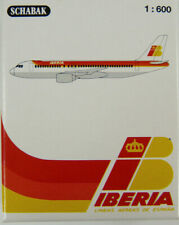Airbus A320 Iberia Schabak 926/20 1:600 [LX-1]
