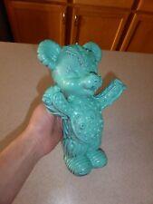 "OMG Frank Kozik Kidrobot Figurine Sculpture Figure Bear 11"" Large Rare"