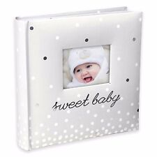 160 Photo Album Baby First Year Memories Book Record Picture Organizer Keepsake