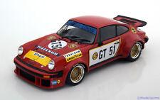 1:18 Minichamps Porsche 934 Winner EGT 300 km Nürburgring  Hezemanns