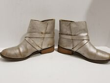 Qupid womens distressed ankle boots size 6 M