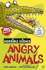 Angry Animals (Horrible Science), Arnold, Nick, Very Good condition, Book