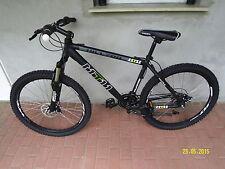 Mifa Mountain Bike Alu MTB Off Road Hill 700 Fahrrad 26 zoll Schwarz  ! NEU !