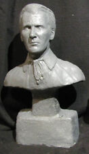 Hammer Horror Christopher Lee Count Dracula Grey Bust