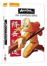 Avatar: The Last Airbender: The Complete Series (Format: DVD)