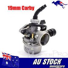 19mm Carby 50cc 70cc 110cc Mini Dirt bike ATV Quad Carburetor 4 stroke engines