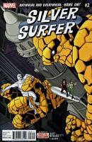 Silver Surfer  #2 Marvel Comics Cover A 1st print SLOTT ALLRED