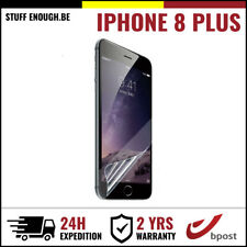 Screen Protector LCD Protecteur Real Strong PET Plastic Foil Film iPhone 8 Plus