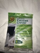 Duck Brand Insulated Soft Flexible Faucet Cover Easy To Install 7.5in X 8.75in