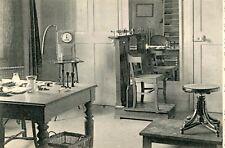 Carte BRIIS SOUS FORGES Sanatorium de Bligny Cabinet médical