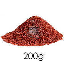TROPICAL FISH FOOD Red Discus Granules Colour Cichlid Angel Tetra Catfish 200G