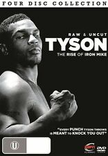 The Raw & Uncut - Tyson Rise Of Iron Mike
