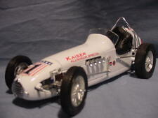 ROGER WARD # 1 KAISER ALUMINUM VINTAGE DIRT CHAMP CAR GMP RACING INDY OFFY