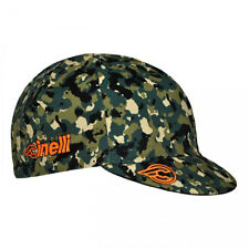 "NEW Cinelli ""Cork Cammo"" Cotton Cycling Cap - ONE SIZE - retro fixed track"