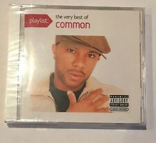 Common - Playlist: The Very Best of  [PA]  [NEW CD] Explicit