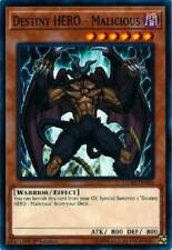 Yugioh Card | Destiny HERO - Malicious - LEHD-ENA04 - Common 1st Edition NM