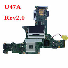 For ASUS Q400A U47A Motherboard REV2.0 Mainboard 60-N8EMB1001-E05 USA Stock