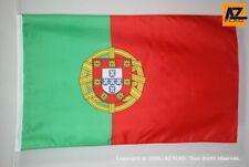 DRA046    DRAPEAU   PORTUGAL   90X150 CM   NEUF AVEC  OEILLET  DE  FIXATION FLAG