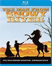 Man From Snowy River With Kirk Douglas Blu-ray Region 1 024543760368