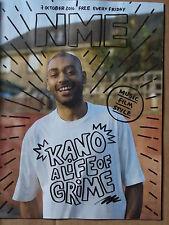 Kano  NME Magazine  October 2016