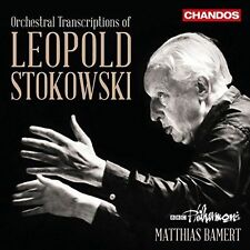 ORCHESTRAL TRANSCRIPTIONS OF LEOPOLD STOKOWSKI NEW CD