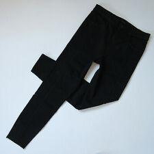 NWT J Brand Alana High Rise in Black Ladder Lace Stretch Crop Skinny Jeans 29