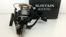 SHIMANO Sustain FI 4000 XG Spinning Reel 4000 XG FREE SHIPPING FEDEX 2DAYS USA