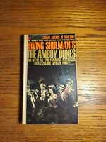 THE AMBOY DUKES - Irving Schulman - 1965 Hardcover